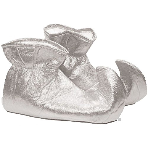 Elf Shoes Adult Christmas Costumes Fancy Dress Outfit Accessory]()