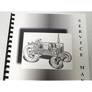 Misc. Tractors Exide Battery Service Manual