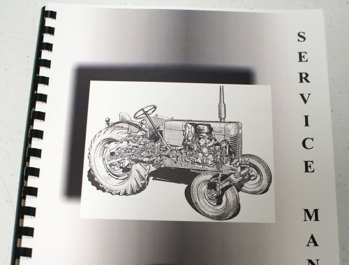 Misc. Tractors Delphi DPA Fuel Injection Pump Service Manual -