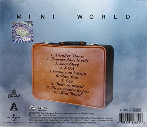 Indila Indila Mini World Pl Cd Amazoncom Music