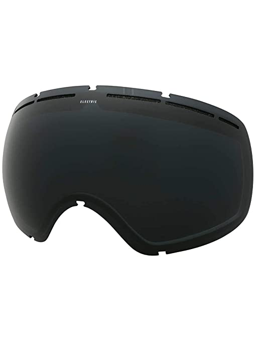 17c1cae162a Image Unavailable. Image not available for. Color  Electric Visual EG2 Jet  Black Snow Goggle Lens