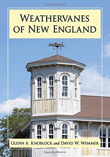 Books : Weathervanes of New England