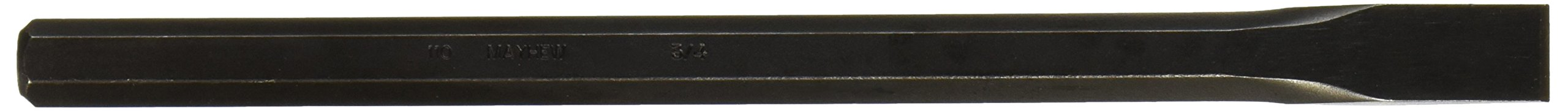Mayhew Pro 10213 3/4-by-12-Inch Black Oxide Cold Chisel