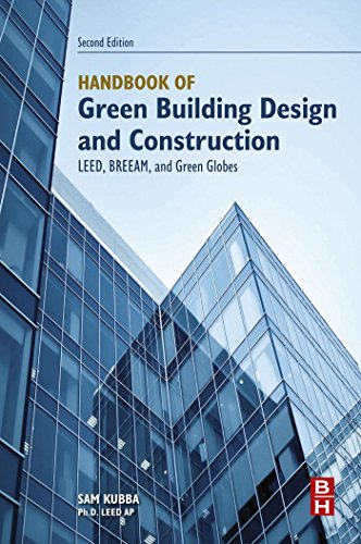 Handbook of Green Building Design and Construction: LEED, BREEAM, and Green - Resolution Certificate