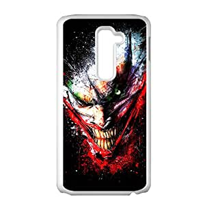 Scarlet Skull Custom Protective Hard Phone Cae For LG G2