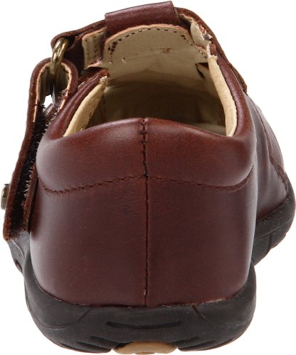Stride Rite SRTech Harper Fisherman Sandal (Infant/Toddler), Brown, 3 W US Infant - Image 2