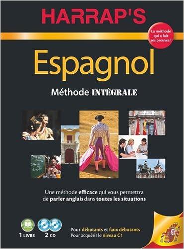 Livres gratuits en ligne Harrap's Méthode Intégrale espagnol 2CD+livre pdf, epub