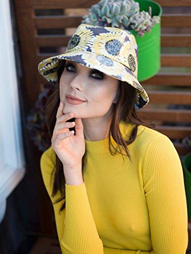 Cloche Rain Hat