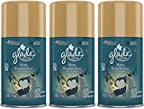 Glade Automatic Spray Refill - Limited Edition - Winter Collection 2017 - Warm Flannel Embrace - Net Wt. 6.2 OZ (175 g) Per Refill Can - Pack of 3 Refill Cans