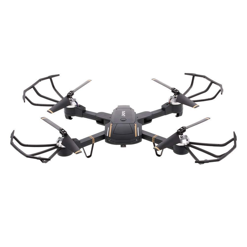 99native 2,4 Ghz 4CH 1080 P HD Kamera Wifi FPV RC Drone Selfie Quadcopter,Headless Sicherheitsmodus 4 x Propellerschutz 2 x Ersatzpropeller (AS Anzeigen)