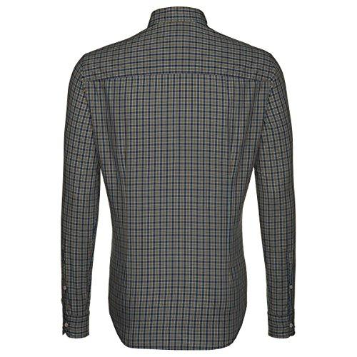 Seidensticker -  Camicia Casual  - A quadri - Classico  - Uomo