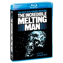 The Incredible Melting Man [Blu-ray] (1977)