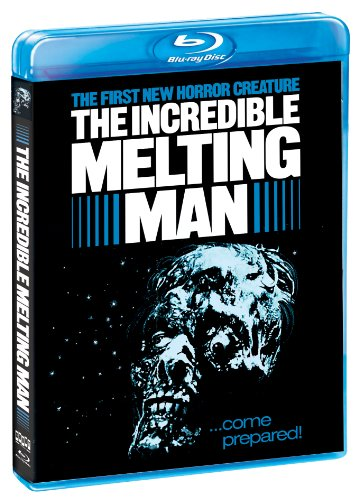 The Incredible Melting Man [Blu-ray] -