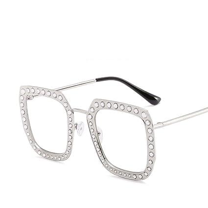 BiuTeFang Gafas de Sol Mujer Hombre Polarizadas Moda ...