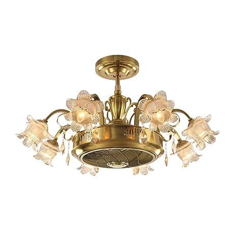 Chandelier Lámpara de Techo para Sala de Estar con luz de ...