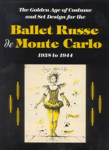 The Ballet Russe de Monte Carlo: The Golden Age of Costume and Set Design by Jack Anderson (Fish Ballet Costume)