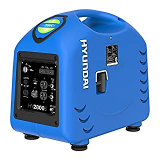 Hyundai HY2800sei 2800-watt Portable Inverter Generator with Electric Start and USB (B00FOM3998) | Amazon price tracker / tracking, Amazon price history charts, Amazon price watches, Amazon price drop alerts