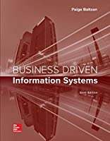 Business Driven Information Systems, 6th Edition Front Cover