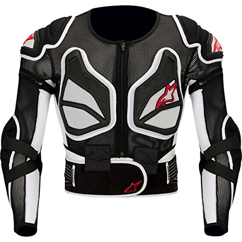 Alpinestars Bionic Jacket (Alpinestars MTB Bionic Jacket for BNS, Medium, Black/White)