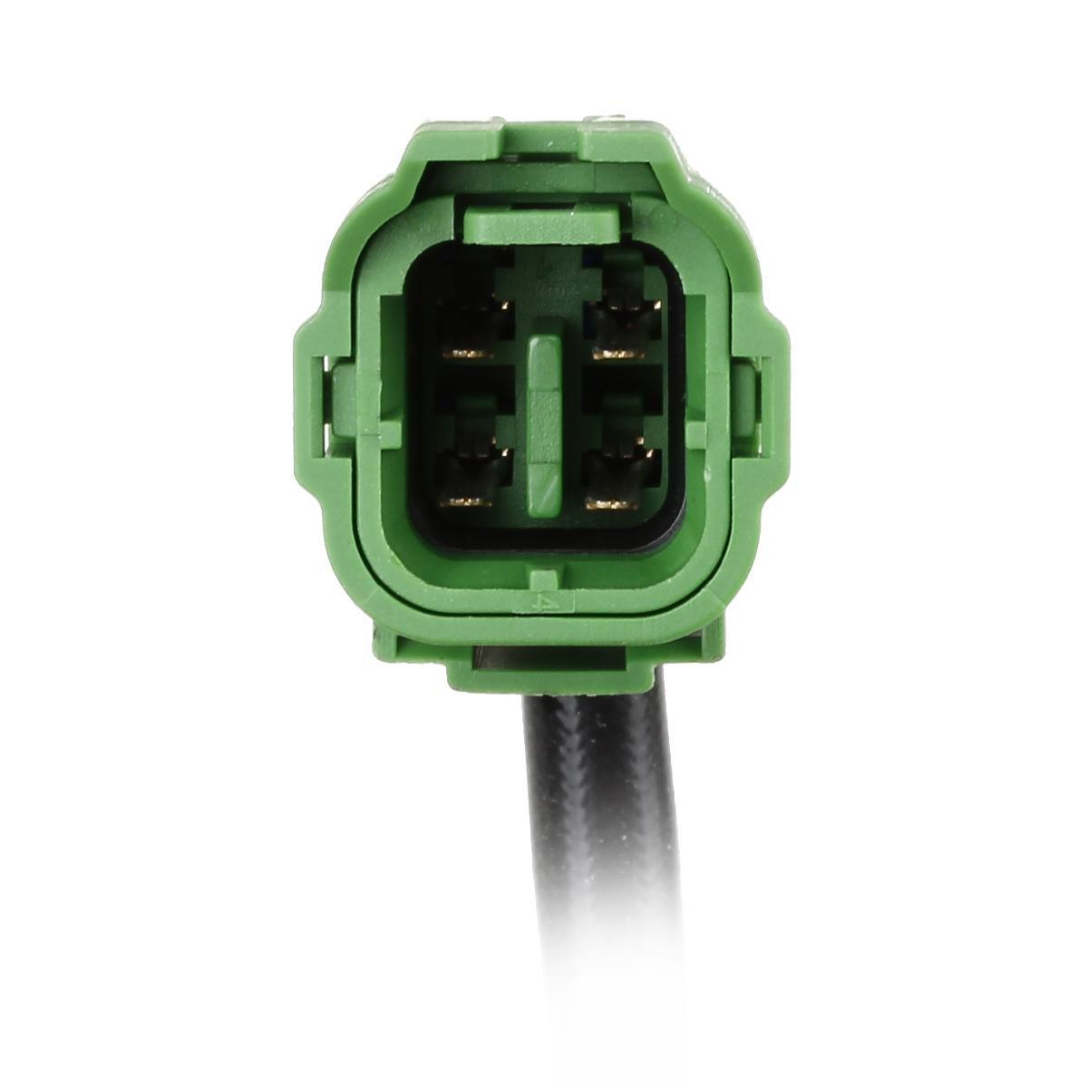 Kwiksen Heated 2Pcs Air Fuel Ratio O2 Oxygen Sensor 1 Sensor 2 Upstream Downstream 234-9033 Compatible with Suzuki SX4 L4-2.0L 2007 1821365J12