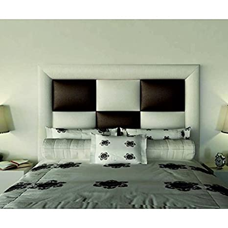 FACTORY mobili-Testiera polipiel Pisa con cornice, per letto ...