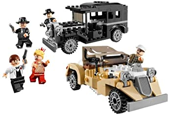 LEGO Indiana Jones 7682 Template of Doom: Shanghai Chase