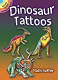 Best Dover Publications Kid Books For 3 Year Olds - Dover Publications-Dinosaur Tattoos Review