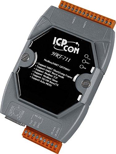 Amazon com: ICP DAS USA HRT-711 Modbus TCP to HART Gateway