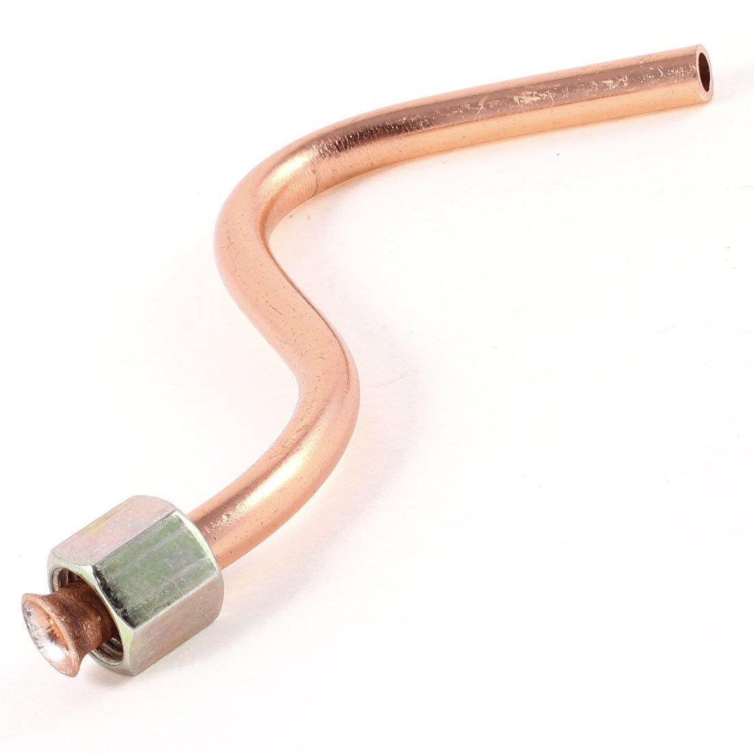 Deal MUX Air Compresor para kupferner Ton tubos de escape W 9/mm rosca Tuerca Hexagonal