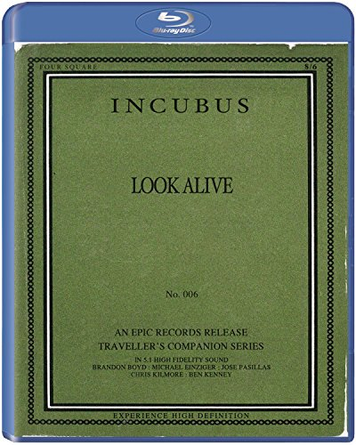 Look Alive [Blu-ray]