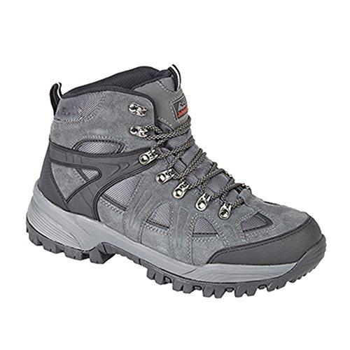 Étanche Gray Boots ® Randonnée Daim Anthracite Johnscliffe De Andes TgxwZ