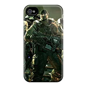 Pretty QEN5986hrco iphone 5c Case Cover/ Gears Of War 3 Series High Quality Case