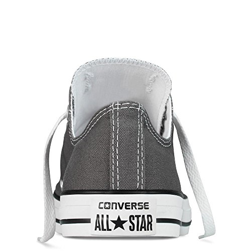 Star Hi unisex Zapatillas Converse Carbón All 075xqWw8