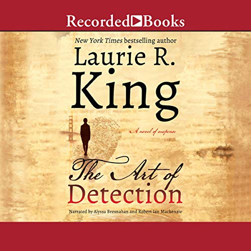 The Art of Detection Audiobook [Free Download by Trial] thumbnail