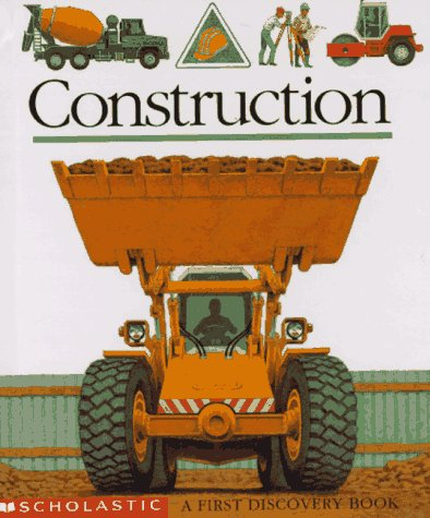 Construction (First Discovery Books) by Brand: Scholastic (Image #2)