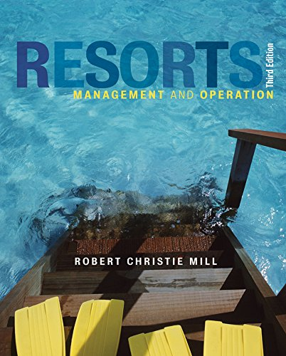 Resorts: Management and Operation (Best Schools For Hotel Management)