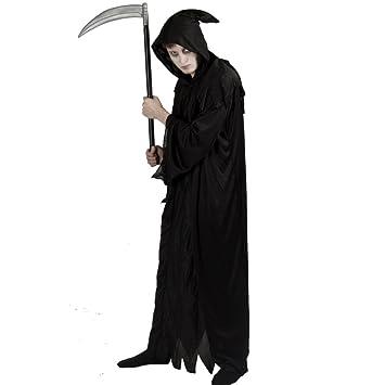 ILOVEFANCYDRESS - Disfraz de Muerte para Adulto (Traje con ...