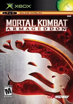 Mortal Kombat Armageddon - Xbox by Midway: Amazon.es: Videojuegos