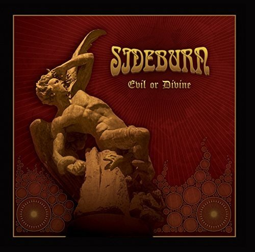 CD : Sideburn - Evil Or Divine (CD)