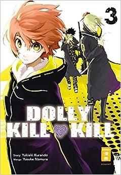 Book's Cover of Dolly Kill Kill 03 (Allemand) Broché – 3 août 2017