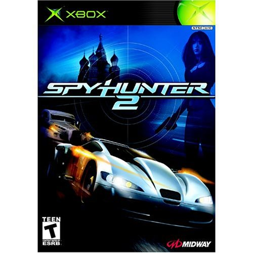 Spyhunter 2 (Original Xbox Lego Games)