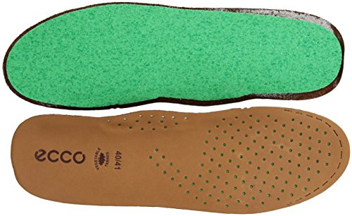 ECCO Men's Comfort Everyday Insole, Lion 44-45 EU / 10-11.5 US from ECCO