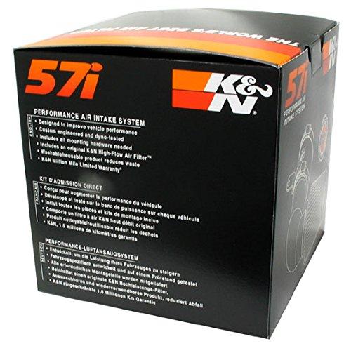 K&N 57-0636 Performance Intake Kit KN Filters Inc.