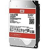 "WD Red Pro WD101KFBX 10TB NAS 7.2K RPM SATA 6 Gb/s 256MB 3.5"" HDD"