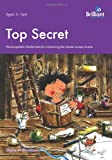 Top Secret - Photocopiable Worksheets for Enhancing the Stewie Scraps Stories, Sheila M. Blackburn, 1905780753