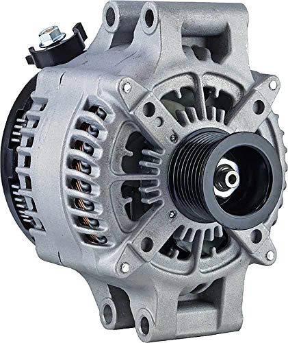 DB Electrical Remanufactured 400-52508R Alternator for 3.0L 12 Clock 215 Amp Internal Fan Type Solid Pulley Type Internal Regulator CW Rotation 12V BMW 535 SERIES 2009-2012 7-591-530, 7-591-529
