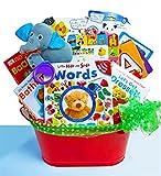 Deluxe Baby Einstein: Baby Gift Basket