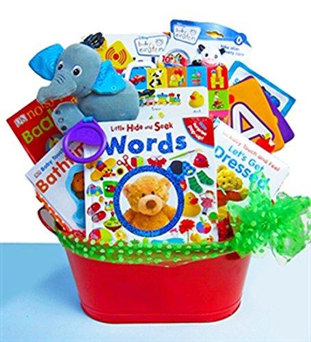 Deluxe Baby Einstein: Baby Gift Basket by GiftsBasketsEtc
