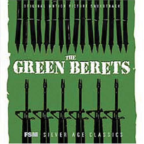 The Green Berets: Original Motion Picture Soundtrack ()