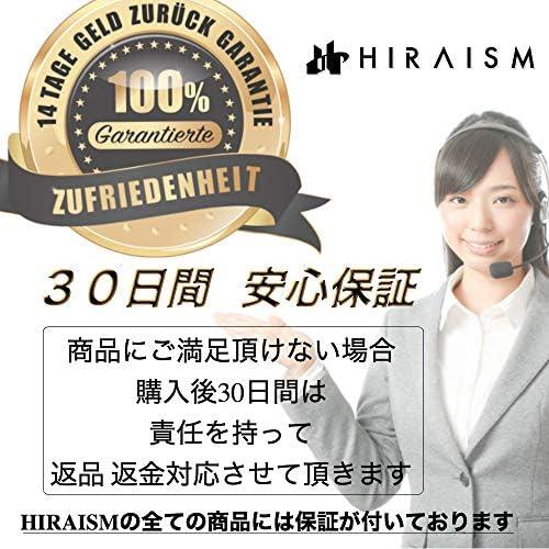 [スポンサー プロダクト]HIRAISM ソケットレンチ 360°回転式 8種サイズ 8/10/11/13/14/16/17/19mm ステンレス製